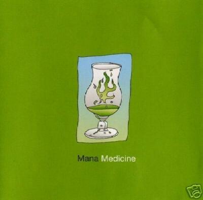 MANA MEDICINE ZEN LEMONADE TRIPSWITCH JAIRAMJI OOP CD