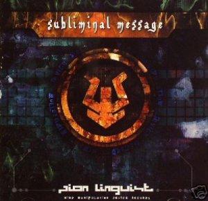 ZION LINGUIST SUBLIMINAL MESSAGE SOUTH AFRICA CD IMPORT
