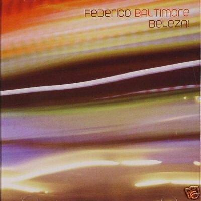 FEDERICO BALTIMORE BELEZA DUB FUTURE JAZZ DOWNTEMPO CD