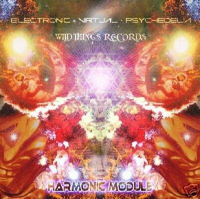 EVP HARMONIC MODULE SUPERB COLLECTORS PSY-TRANCE CD