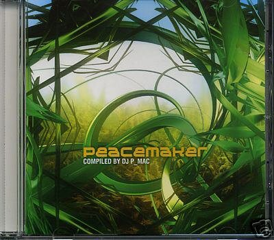 PEACEMAKER SHIFT KILLER BUDS PHYX SHRINK CELL TRANCE CD