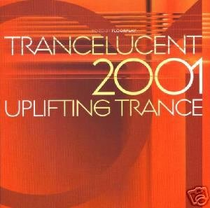 TRANCELUCENT 2001 UPLIFTING TRANCE MUMBO JUMBO CD SET