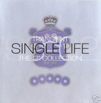 "TRANSIENT SINGLE LIFE THE 12"" COLLECTION TRANCE CD SET"