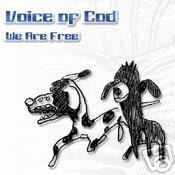 VOICE OF COD WE ARE FREE COLLECTORS PSY-TRANCE CD