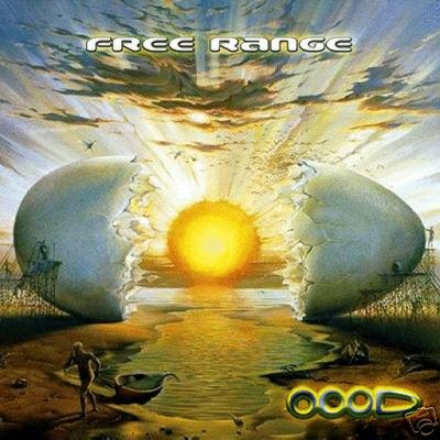 OOOD O.O.O.D. FREE RANGE COLLECTORS PSY-TRANCE CD