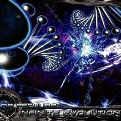 MR PECULIAR INFINITE EVOLUTION HONG KONG PSY-TRANCE CD