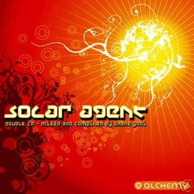 SOLAR AGENT POLARIS FREAKULIZER COSMOSIS SHAKTA RARE CD