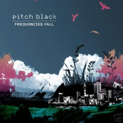 PITCH BLACK FREQUENCIES FALL DOWNTEMPO COLLECTORS CD