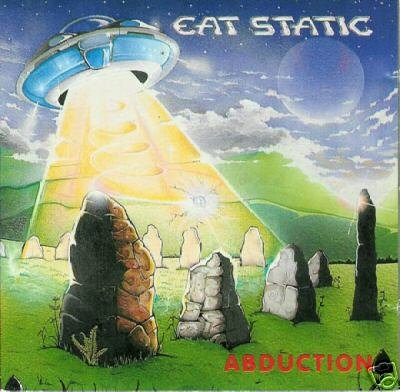 EAT STATIC ABDUCTION RARE 1993 OOP COLLECTORS TRANCE CD