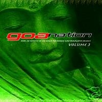 GOA NATION VOL 3 THREE TICON GAUDIUM RARE OOP CD SET
