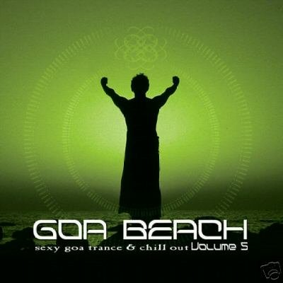 GOA BEACH VOL 5 FIVE SPACE BUDDHA INDRA OOP CD SET