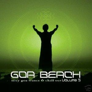 GOA BEACH VOL 5 FIVE SPACE BUDDHA INDRA OOP CD SET