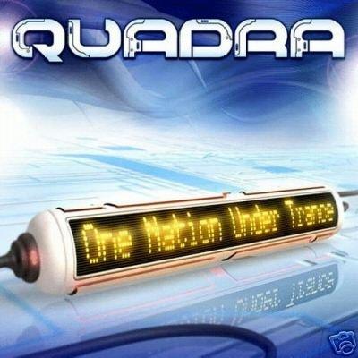 QUADRA ONE NATION UNDER TRANCE COLLECTORS CD IMPORT