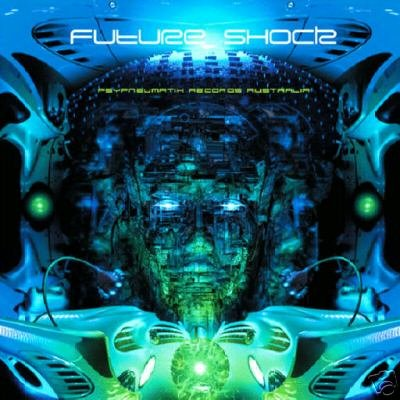 FUTURE SHOCK SYZMIX BARAK NEXUS CRAWLER BLUE MD RARE CD