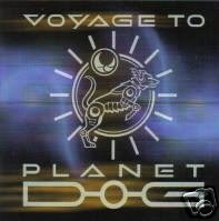 VOYAGE TO PLANET DOG TIMESHARD EAT STATIC OOP TRANCE CD