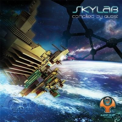 SKYLAB CHILLED C'QUENCE PTX SPL BINARY NRS RARE OOP CD