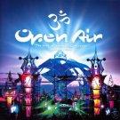 OPEN AIR IN GOA 4 DIGICULT PION PHILTER RARE OOP CD SET