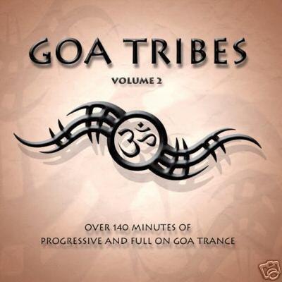 GOA TRIBES 2 FUTURE PROPHECY ELECTRO SUN RARE CD SET