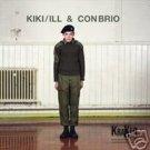 KIKI ILL & CONBRIO KRAKED EP VOL 1 IDM BREAKBEAT CD