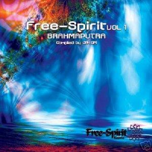 FREE SPIRIT VOLUME 1 ONE BRAHMAPUTRA TRON POLARIS CD