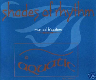 SHADES OF RHYTHM MUSICAL FREEDOM SUPERB CD NEW