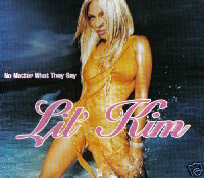 LIL LIL' KIM NO MATTER WHAT THEY SAY COLLECTORS CD NEW