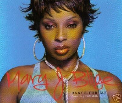 MARY BLIGE DANCE FOR ME 4 TRACK COLLECTORS CD NEW