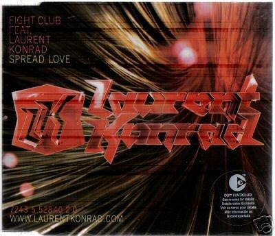 FIGHT CLUB LAURENT KONRAD SPREAD LOVE REMIXES CD NEW