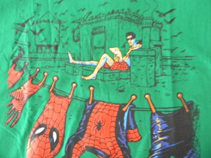 T-shirt - Spider-man - Size XL