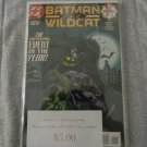 Batman vs. Wildcat #1-3 (1997 series, complete)