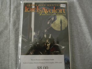 Lords of Avalon: Sword of Darkness #1-6 (Complete, 2008 series)