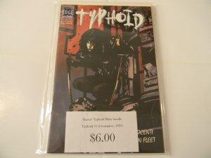 Marvel Typhoid Bundle, Typhoid #1-4 (compete, 1995)