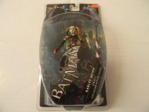Batman Arkham City Harley Quinn Series 1 Collector Action Figure