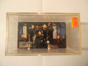 Star Trek First Contact Trading Cards Set