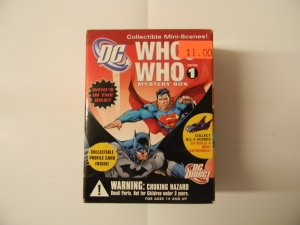 Who's Who Mystery Box Series 1 Collectible Mini-Scenes