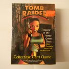 "Tomb Raider ""Trapped in the Tombs Quest Deck"" with Exclusive Lara Croft Variant Card"