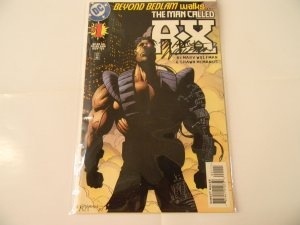 Beyond Belam Walks... The Man Called AX #1 *Signed Copy*