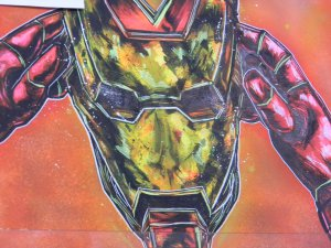 Pickle's Art - Iron Man