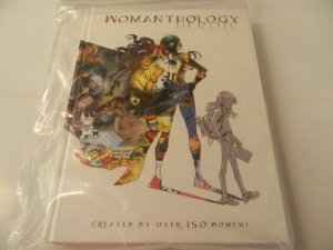 Womanthology Created by Over 150 Women