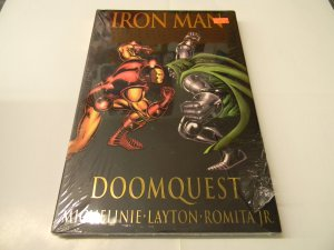 Iron Man Doom Quest, Michelinie, Layton, Romita Jr.