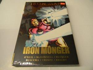 Iron Man Iron Monger, O'Neil, McDonnel, Buckler, Buscema, Trimpe, Bright
