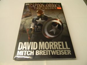 Captain America: The Chosen; David Morrell, Mitch Breitweiser