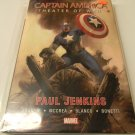 Captain America: Theater of War; Paul Jenkins, Erskine, McCrea, Blanco, Bonetti