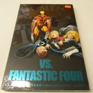 X-Men vs. Fantastic Four; Claremont, Lee, Bogdanove, Kirby