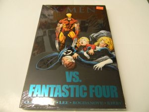 X-Men vs. Fantastic Four; Claremont, Lee, Bogdanove, Kirby