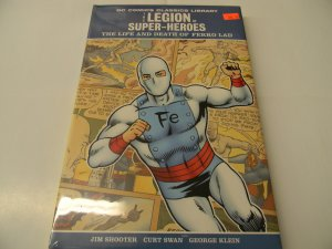 The Legion of Super Heroes: The Life and Death of Ferro Lad