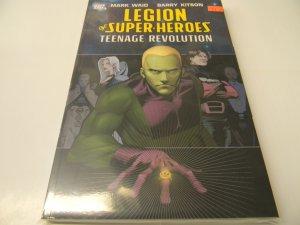 Legion of Super-Heroes: Teenage Revolution; Mark Waid Barry Kitson