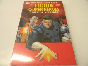 Legion of Super-Heroes: Death of a Dream; Mark Waid Barry Kitson
