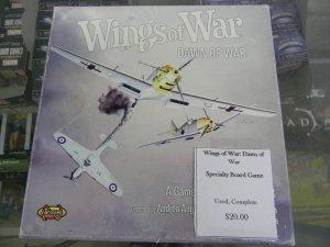 Wings of War Dawn of War