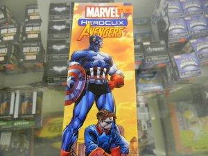 Marvel Heroclix Avengers 5 Figure Booster Pack